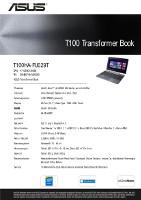 T100HA-FU029T