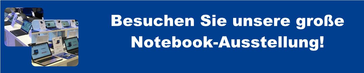 Notebook-Ausstellung Saarbrücken